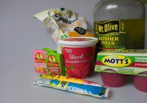 Low Calorie convenient snacks