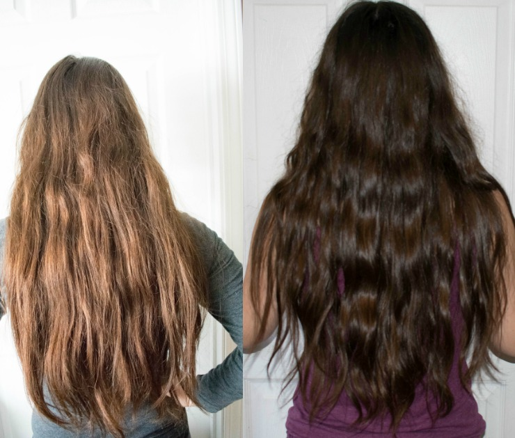 is your straight frizzy hair secretly supposed to be wavy or curly