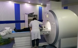 MRI machine anxiety