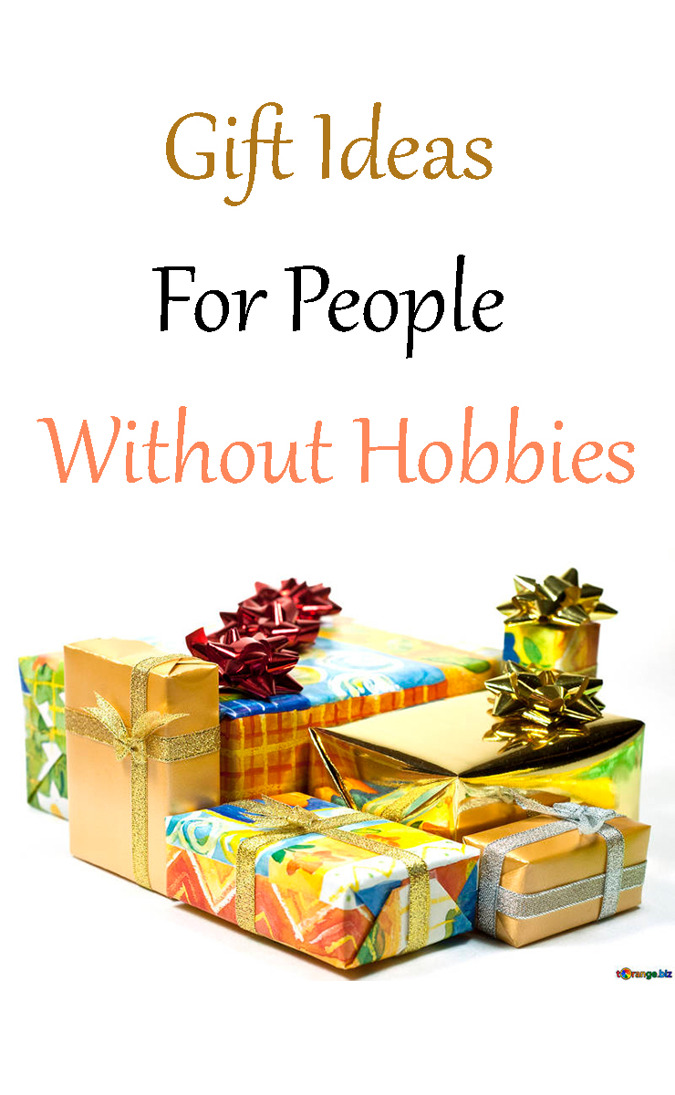 Gift Ideas For People Without Hobbies - Frank Loves Beans